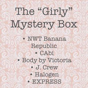 7 Piece Reseller Mystery Box